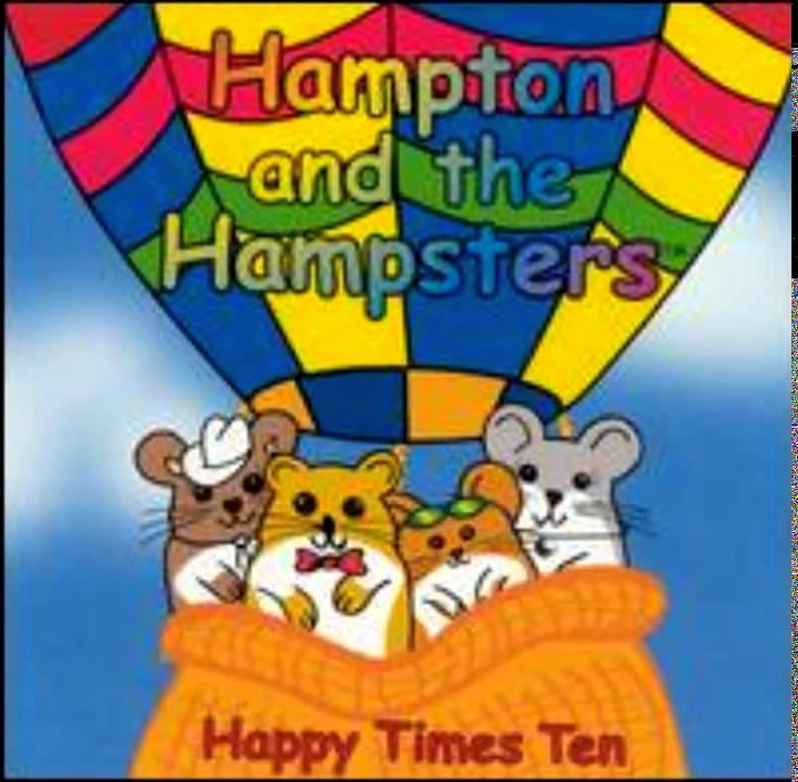 Hampton And The Hampsters Sing A Simple Song Youtube