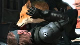 mgsv the phantom pain secret motherbase cutscene dd misses snake