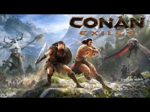 Conan exiles local dedicated server y