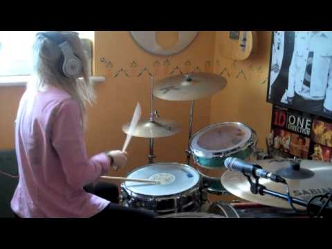 CHVRCHES - Night Sky Drum Cover Tor Charlesworth