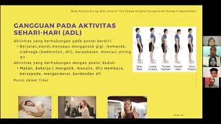 KELOMPOK 8 MUSKULOSKELETAL: ABNORMAL POSTURE