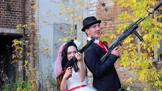 Свадьба в стиле мафии