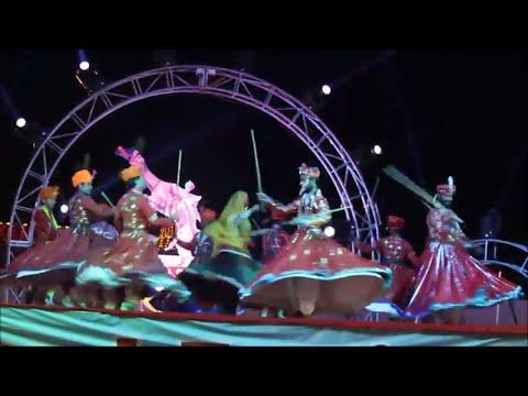 rajasthani traditional ghoomar  II RAJASTHANI FOLK MUSIC II CAMEL FESTIVAL BIKANER 2018