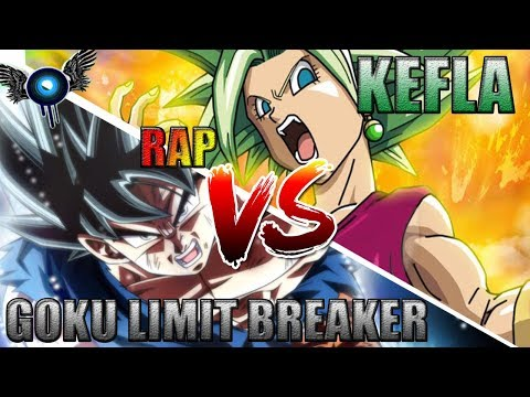 GOKU (ULTRA INSTINCT) VS KEFLA RAP - IVANGEL MUSIC | DRAGON BALL SUPER RAP
