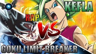 GOKU (ULTRA INSTINCT) VS KEFLA RAP - IVANGEL MUSIC | DRAGON BALL SUPER RAP