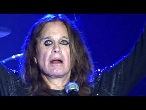 Ozzy Osbourne with Zakk Wylde No More Tears 4KHD Video Rock USA pit