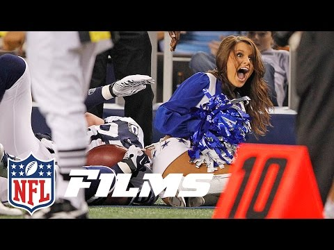 #7 Sideline Collisions | NFL Films | Top 10 Football Follies of All Time
