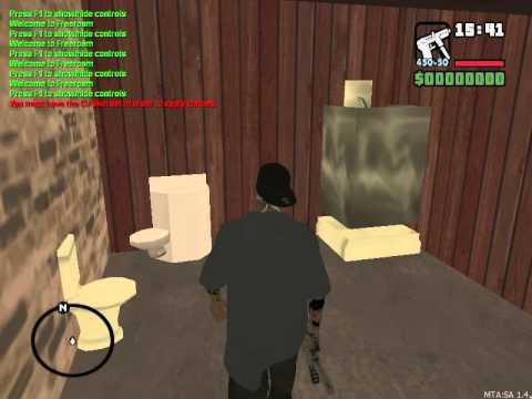 [Mta mapping] Gang house interior