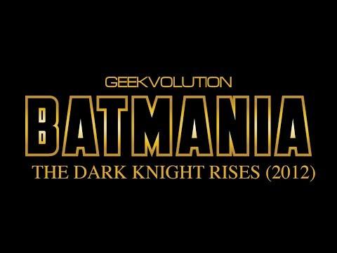 Batmania Day 21 | The Dark Knight Rises