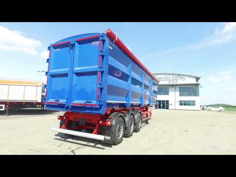 Newton steel tipping trailer for sale - The Lightest