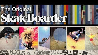 The Original Skateboarder- Official Trailer - Tony Hawk, Jeff Grosson