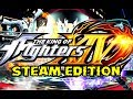 THE KING OF FIGHTERS XIV STEAM EDITION PRIMERAS  IMPRESIONES PC