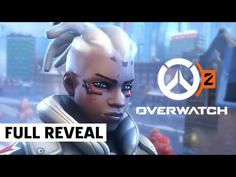 Overwatch 2 - Sojourn Abilities, Changes To PVP, Game Modes & More | BlizzCon 2021