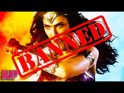 Wonder Woman BANNED In This Country Over Gal Gadot's Casting