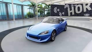2009 Honda S2000 CR Gameplay FH3 | 1080p HD