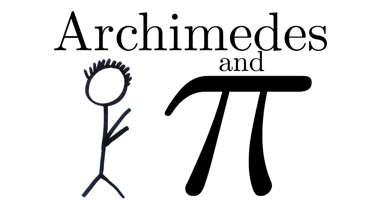 pi the archimedes number The first calculation of pi was done by archimedes of syracuse  it cannot be represented as one number divided by another -- and transcendental,.