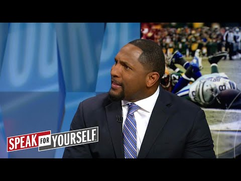 Ray Lewis on potential NFL rule changes and New England's locker room issues   SPEAK FOR YOURSELF