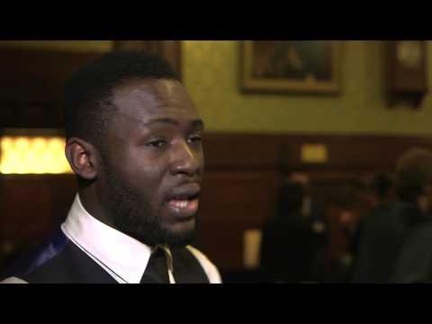Legal apprentice Jide Ajibola BBC Worldwide