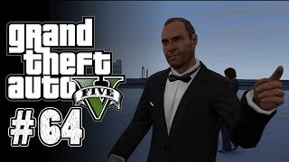 Grand Theft Auto V Walkthrough Part 64 - (Rich people getting richer!!)