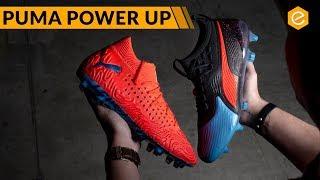 PUMA POWER UP PACK · Nuevas FUTURE 19 y ONE 19