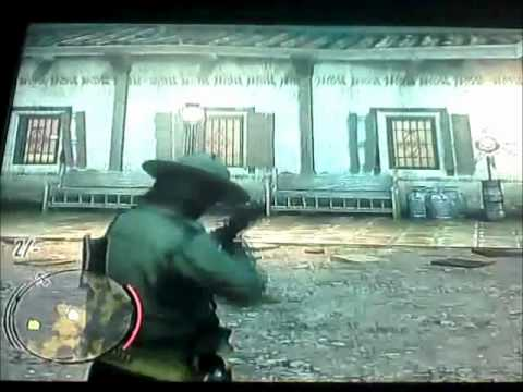 Red Dead Redemption Undead Nightmare Cheats Youtube