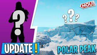 * NOU * Fortnite Update | POLAR PEAK SA SHOOT! SKIN RAR 300 EURO!