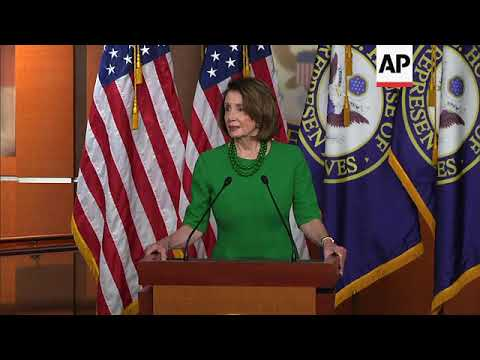 Pelosi says Trump had 'meltdown' over questions on withdrawing troops from Syria