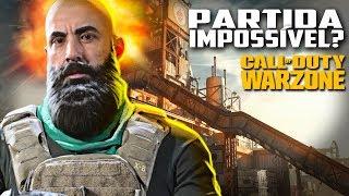 Call of Duty: Warzone - Essa Partida Parecia IMPOSSÍVEL