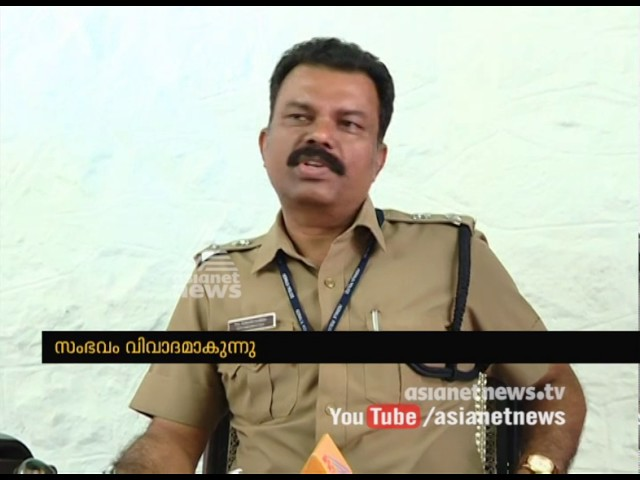 Police official enters Sabarimala  temple with footwear  become  controversy | Sabarimala 2016