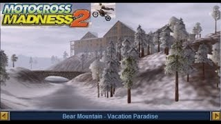 Retro Gaming | Motocross Madness 2 Enduro - Bear Mountain 1