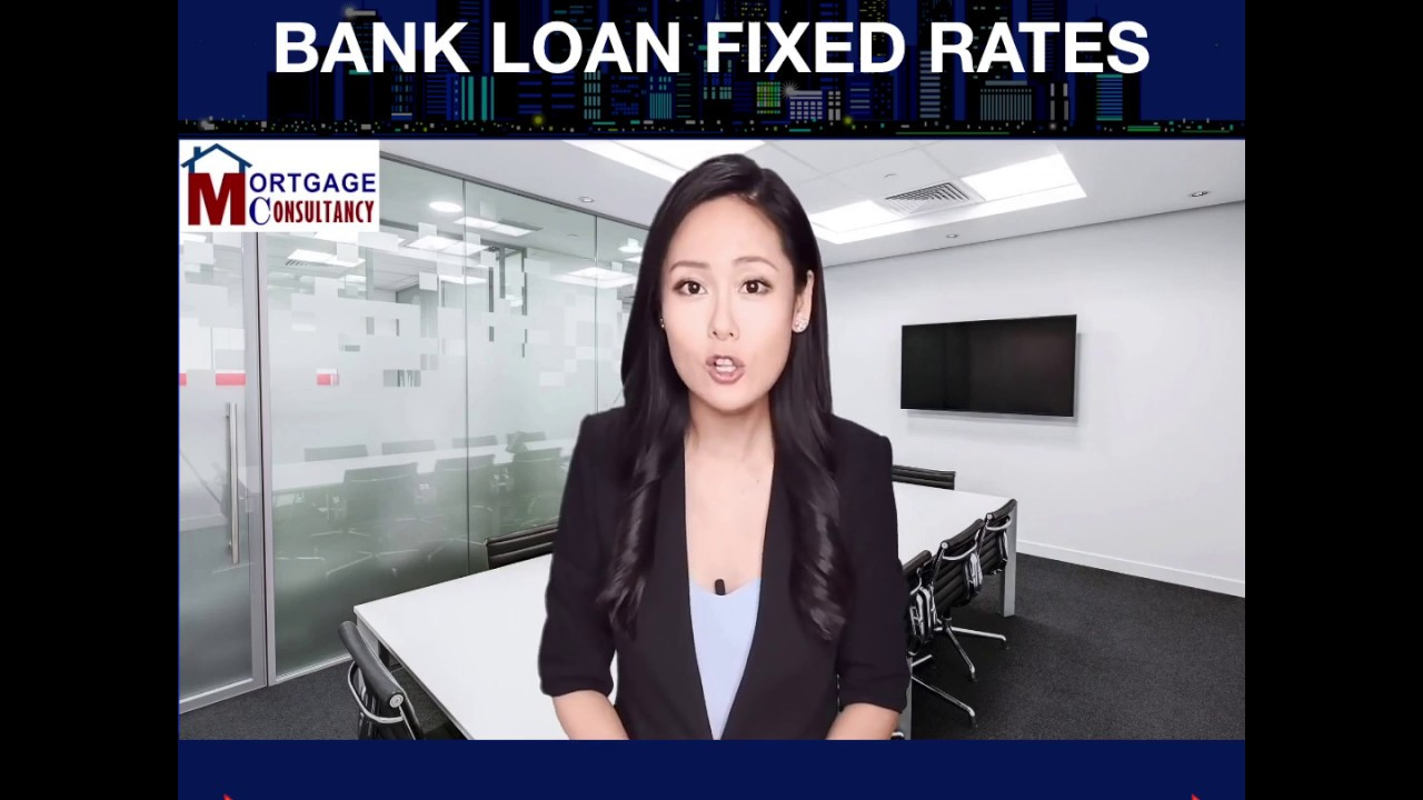 The Lowest Business Bank Loan Fixed Rates for SME & Business Owners!