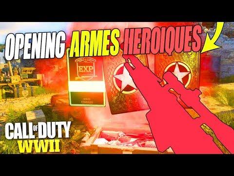 OUVERTURE DE LARGAGES DE RAVITAIILLEMENT AU NOUVEAU MARCHÉ NOIR Call of Duty: WW2