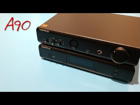 """Topping A90 Amplifier _(Z Reviews)_ New """"Best"""" Amp?"""