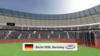 Shot Put Germany Berlin 1936