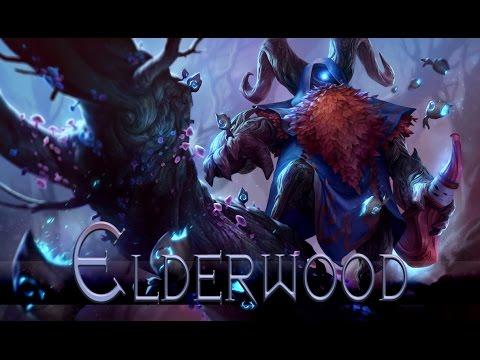 League of Legends: Elderwood Bard (Skin Spotlight)