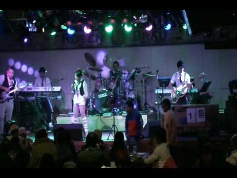 halik comedy (ninia) R.E.D band rosen brau korea