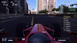 Gran Turismo 5 - Seasonal 7 Event Ferrari F1 Challenge - Tokyo R246