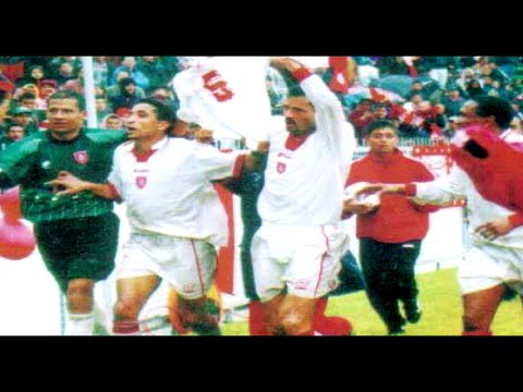 Qualification Coupe du monde France 1998 Tunisie 1-0 Egypte 12-01-1997 [Full Match Highlights]