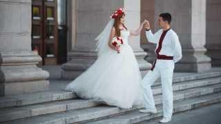 Приголомшливе весілля Діми і Віталіни!