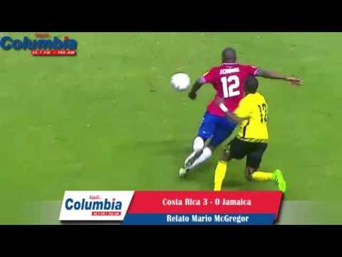 Costa Rica 3   0 Jamaica