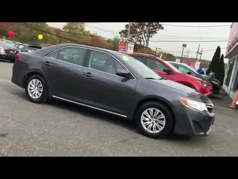 Used 2012 Toyota Camry LE 4T4BF1FK2CR272389 Huntington Station, Melville, Commack, Huntington