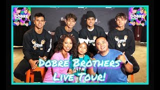 WE MET THE DOBRE BROTHERS! 8-18-19 SAN FRANCISCO MIDWAY| DOBRE ARMY| ACOBA FAMBAM