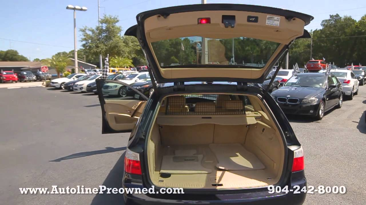 BMW Convertible 2006 bmw 530xi review Autoline Preowned 2006 BMW 5 Series 530xi For Sale Used Walk ...