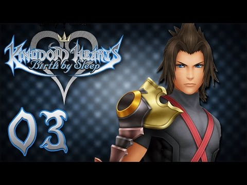 Kingdom Hearts Birth By Sleep Let's Play - Ep 3 :  Le Palais des Rêves