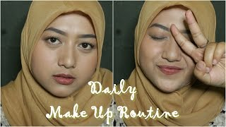 Daily Make Up Routine (Makeup Sehari-hari) | Irma Melati (bahasa Indonesia)
