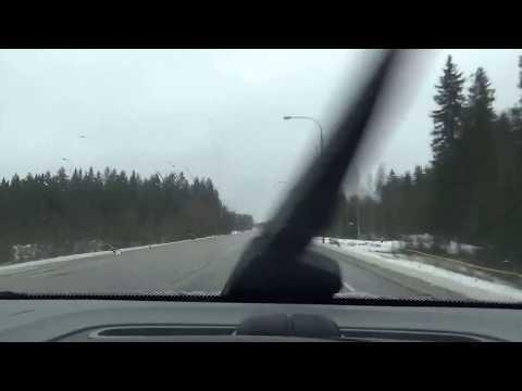 Finland autobahn