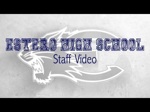 Estero High School Staff Video