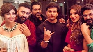 Shilpa Shetty's GRAND Diwali Party 2017 Full Video HD