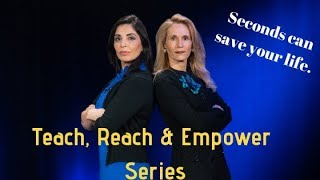 Teach, Reach & Empower - Are you an easy target? Personal Safety Tips