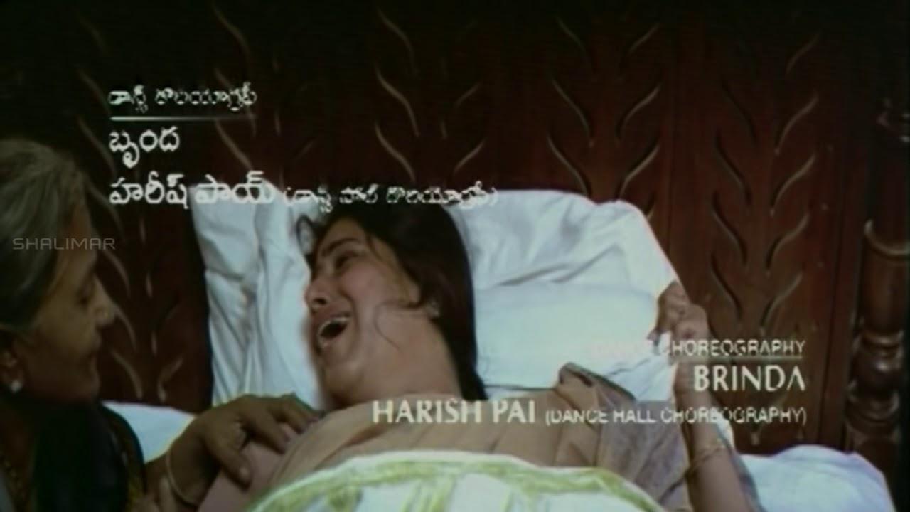 Kushi Movie    Bhoomika Birth Scene